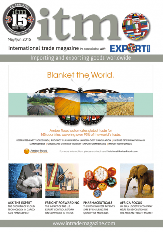 International Trade Magazine Subscription