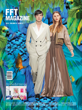 FFT Fashion Forward Trend Magazine Subscription
