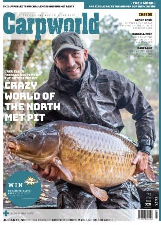 Carpworld Magazine Subscription