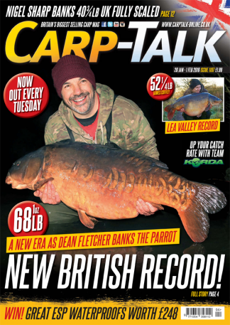 Carp-Talk Magazine Subscription