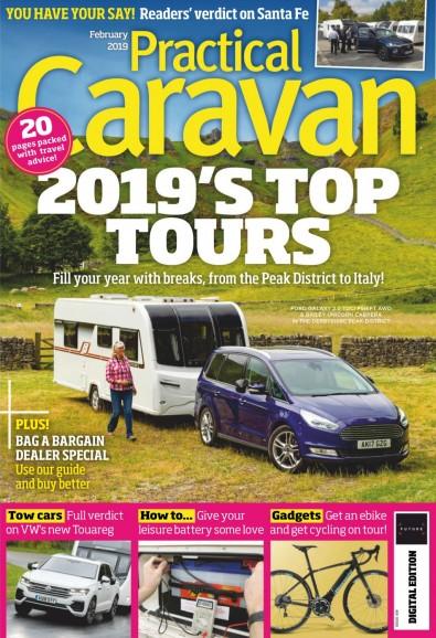 Practical Caravan Magazine Subscription
