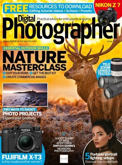 Digital Photographer Magazine Subscription