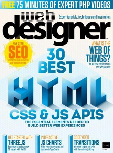 Web Designer Magazine Subscription