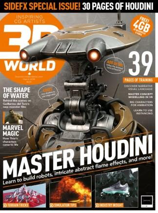 3D World Magazine Subscription