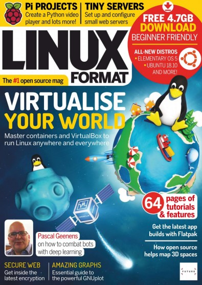 Linux Format Magazine Subscription