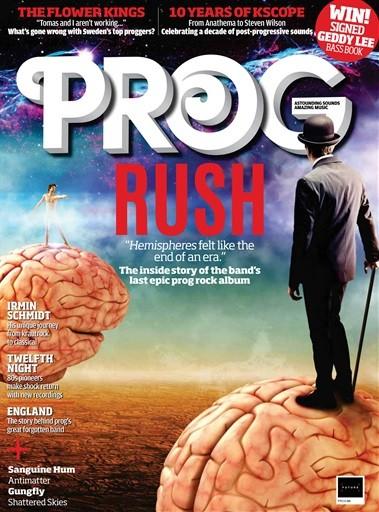 Prog Magazine Subscription