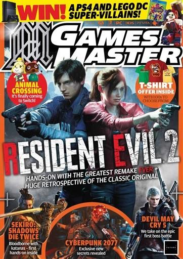 Gamesmaster Magazine Subscription