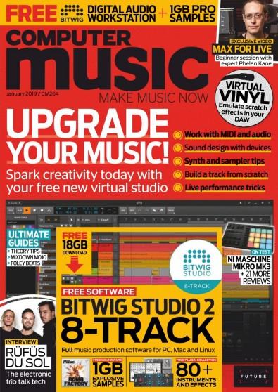 Computer Music Magazine Subscription