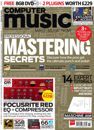 Computer Music Magazine Subscription