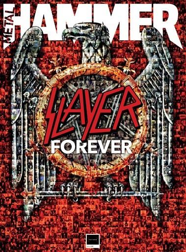 Metal Hammer Magazine Subscription