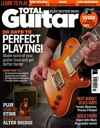 Total Guitar Magazine Subscription