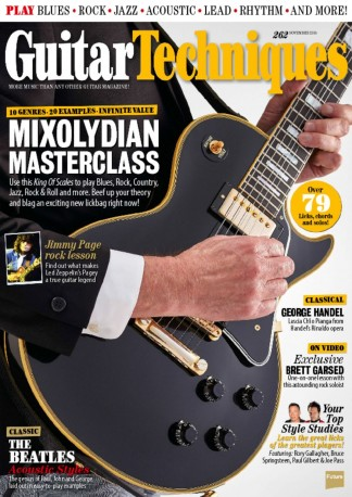 Guitar Techniques Magazine Subscription