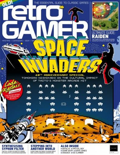 Retro Gamer Magazine Subscription