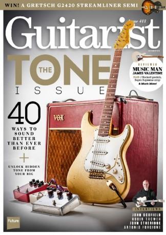 Guitarist Magazine Subscription