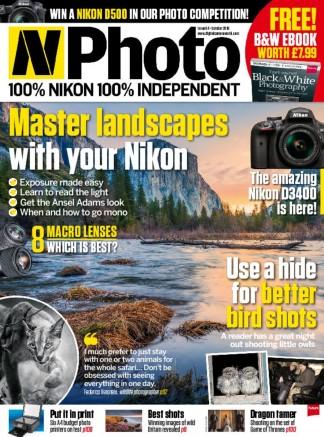 N-Photo Magazine Subscription