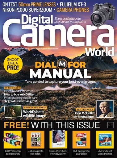 Digital Camera Magazine Magazine Subscription