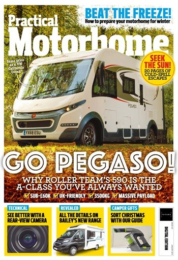 Practical Motorhome Magazine Subscription