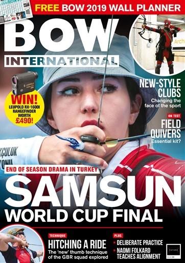 Bow International Magazine Subscription