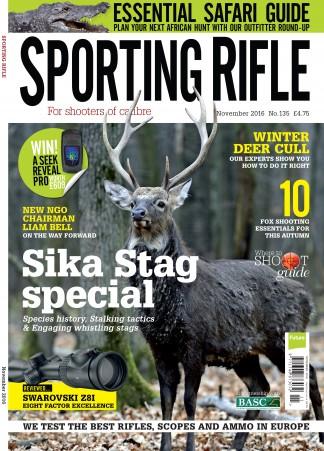 Sporting Rifle Magazine Subscription