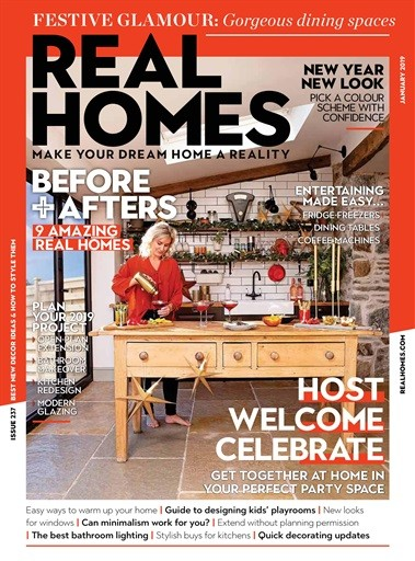 Real Homes Magazine Subscription