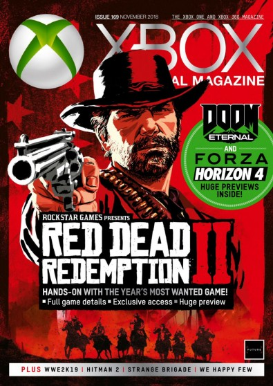 Xbox: The Official Magazine Magazine Subscription