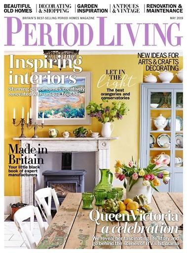 Period Living Magazine Subscription Whsmith