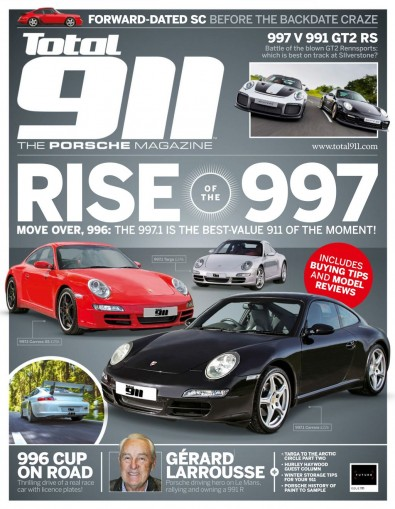 Total 911 Magazine Subscription