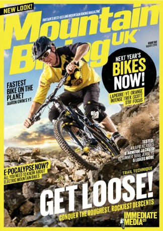 Mountain Biking UK Magazine Subscription