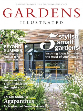 gardens illustrated magazine subscription whsmith. Black Bedroom Furniture Sets. Home Design Ideas