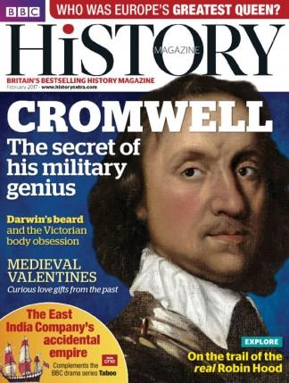 BBC History Magazine Subscription