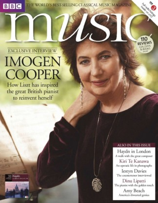 BBC Music Magazine Subscription
