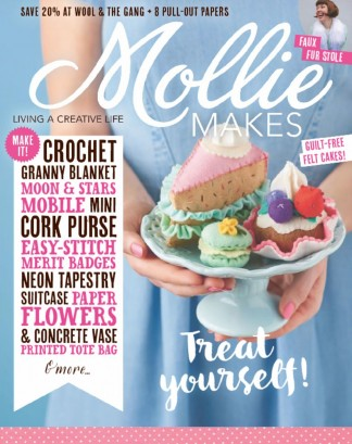 Mollie Makes Magazine Subscription