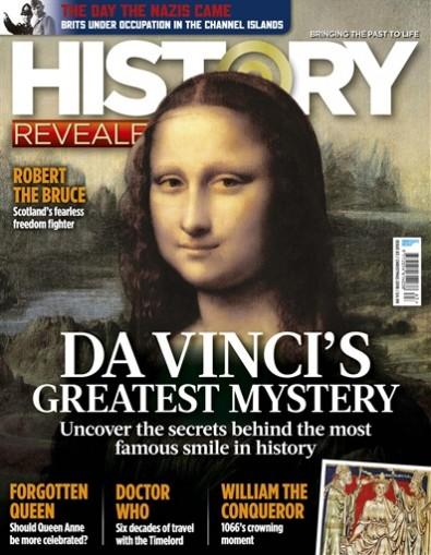History Revealed Magazine Subscription