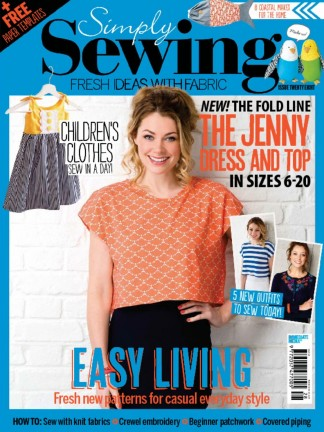 Simply Sewing Magazine Subscription