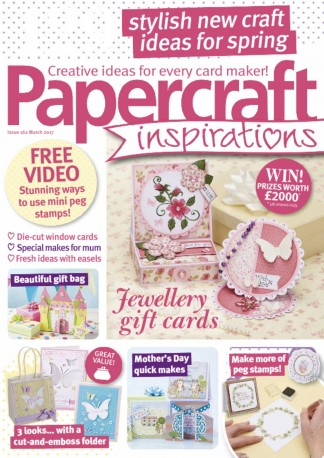 Papercraft Inspirations Magazine Subscription