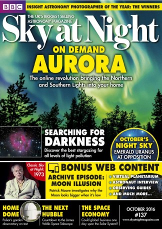 BBC Sky at Night Magazine Subscription
