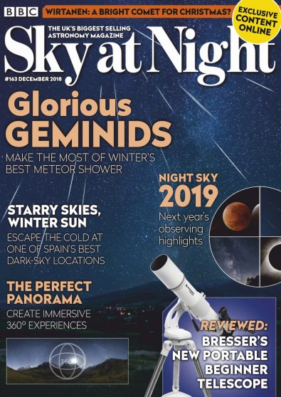 BBC Sky at Night Magazine Subscription