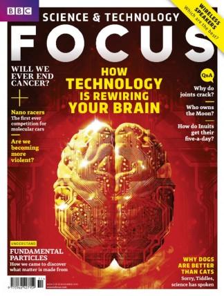 BBC Focus Magazine Subscription