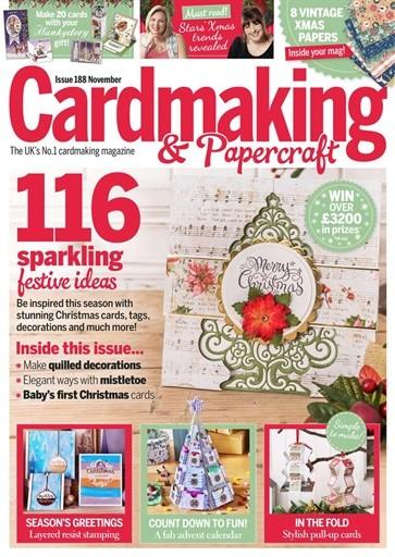Cardmaking & Papercraft Magazine Subscription