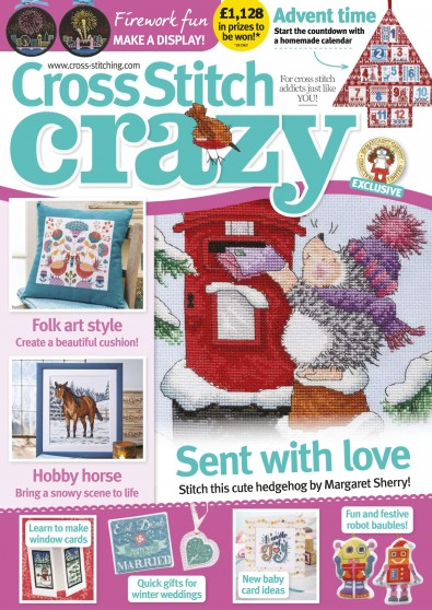Cross Stitch Crazy Magazine Subscription