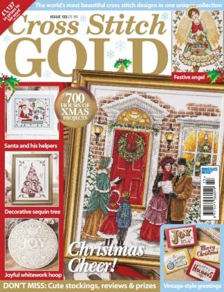 Cross Stitch Gold Magazine Subscription
