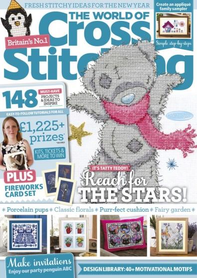 The World of Cross Stitching Magazine Subscription