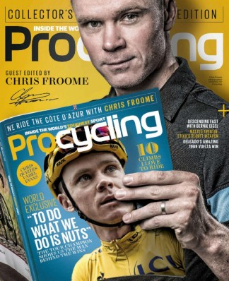 Pro Cycling Magazine Subscription