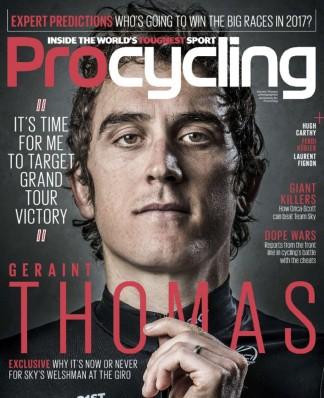 Pro Cycling Magazine Subscription