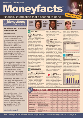 Moneyfacts Magazine Subscription