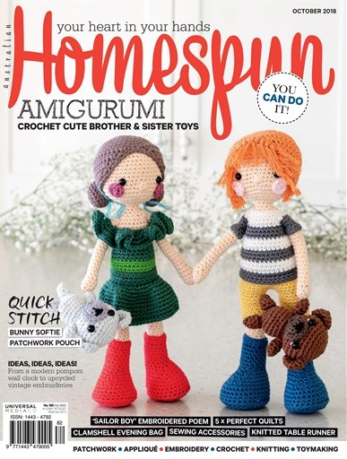 Homespun Magazine Subscription