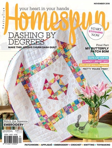 Homespun Magazine Subscription
