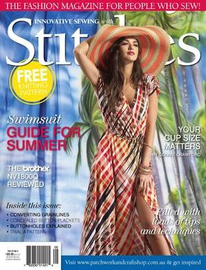 Australian Stitches Magazine Subscription