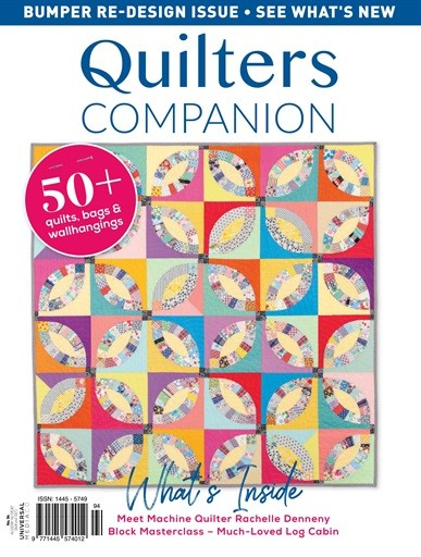 Quilters Companion Magazine Subscription