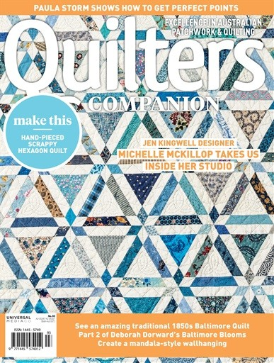 Quilters Companion Magazine Subscription